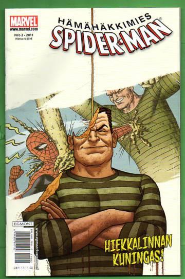 Hämähäkkimies 2/11 (Spider-Man)