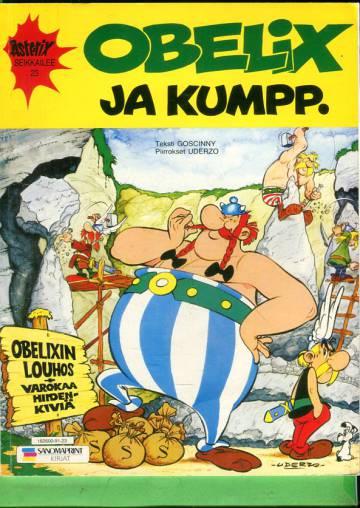 Asterix 23 - Obelix ja kumppanit