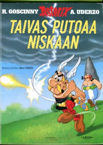 Asterix 33 - Taivas putoaa niskaan (1. painos)