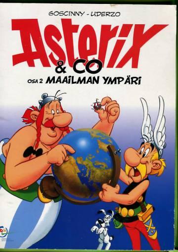 Asterix & co 2 - Maailman ympäri