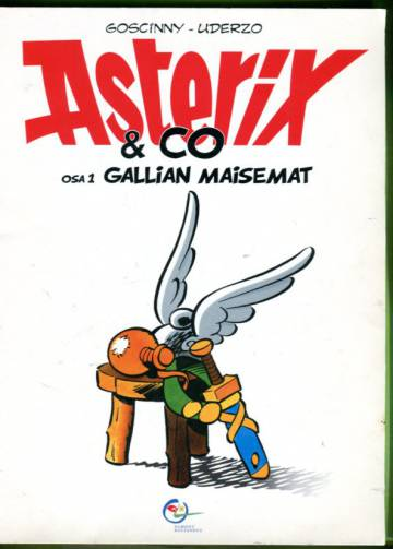 Asterix & co 1 - Gallian maisemat