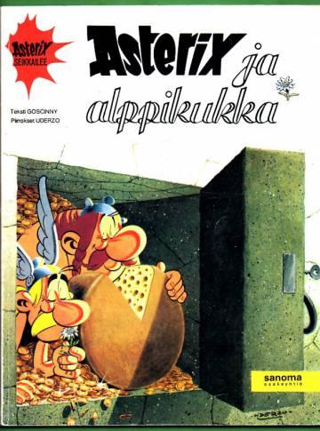 Asterix 13 - Asterix ja alppikukka (1. painos)