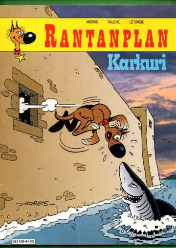 Rantanplan 5 - Karkuri