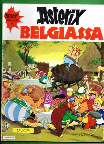 Asterix 24 - Asterix Belgiassa (1. painos)