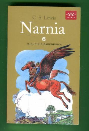 Narnia 6 - Taikurin sisarenpoika