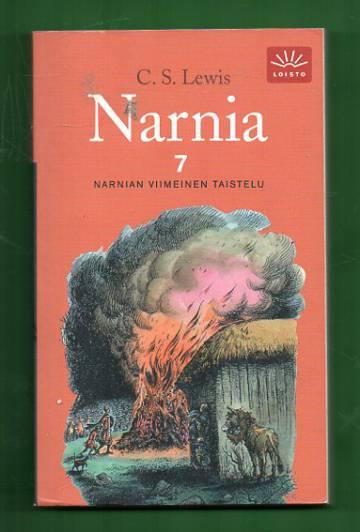 Narnia 7 - Narnian viimeinen taistelu