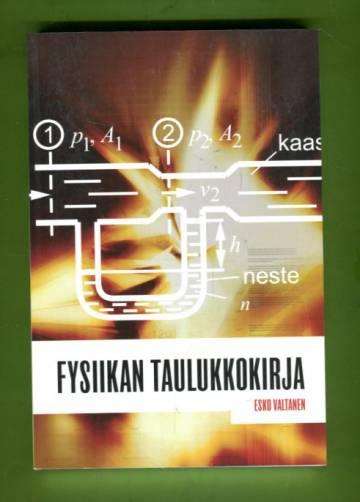 Tekniikan Taulukkokirja Esko Valtanen