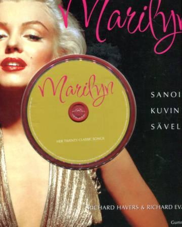 Marilyn sanoin, kuvin ja sävelin