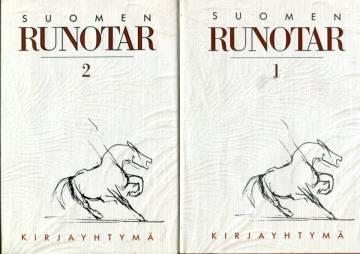 Suomen runotar 1-2