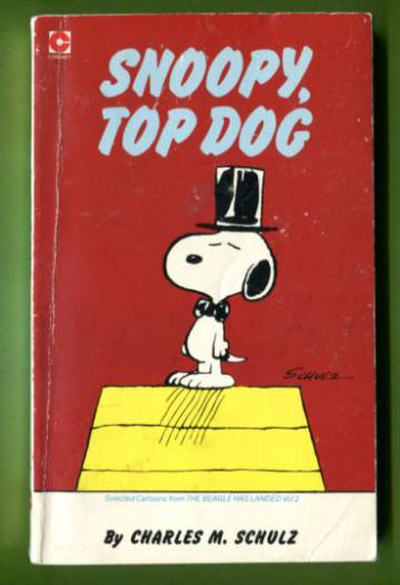 Snoopy Top Dog (Peanuts)
