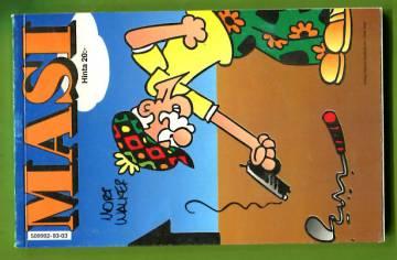 Masi-minialbumi 3/93