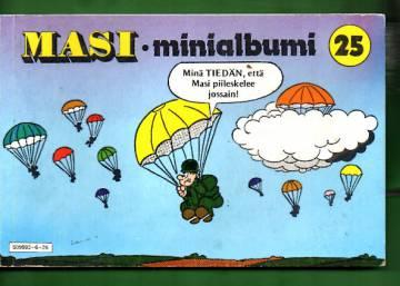 Masi-minialbumi 25