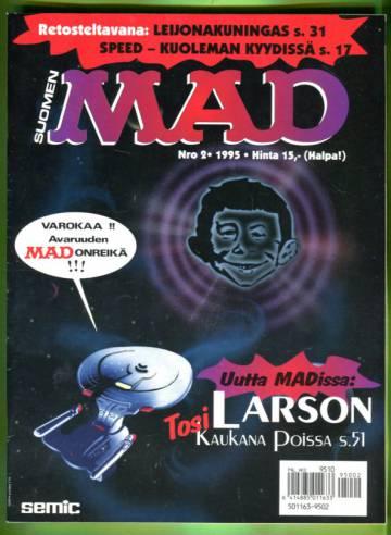 Suomen Mad 2/95