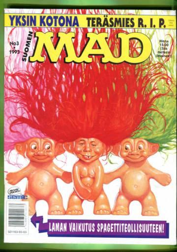 Suomen Mad 3/93