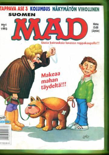 Suomen Mad 1/93