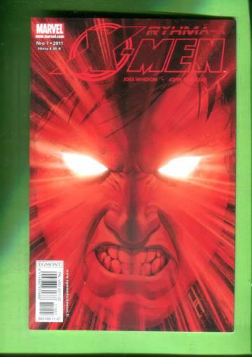 X-Men 7/11 (Ryhmä-X)