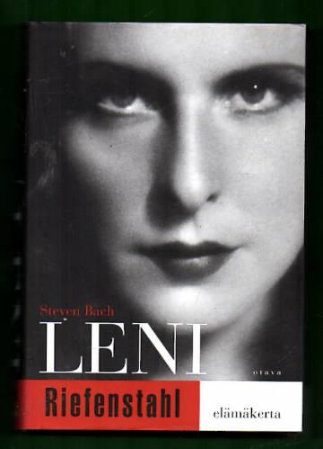 Leni Riefenstahl - Elämäkerta