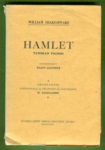 Hamlet - Tanskan prinssi