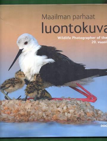 Maailman parhaat luontokuvat - Wildlife Photographer of the Year: 20. vuosikerta