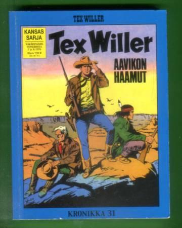Tex Willer -kronikka 31 - Aavikon haamut & Junaryöstö