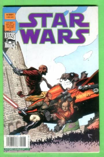 Star Wars 6/01 - Star Wars - Boba Fett 1/6 & Malastaren lähettiläät 3/6