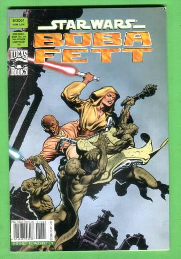 Star Wars 8/01 - Star Wars - Boba Fett 3/6 & Malastaren lähettiläät 5/6
