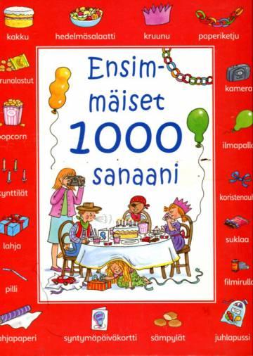 Ensimmäiset 1000 sanaani