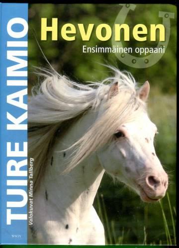 Hevonen - Ensimmäinen oppaani