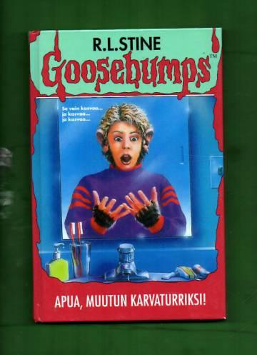 Goosebumps - Apua, muutun karvaturriksi!