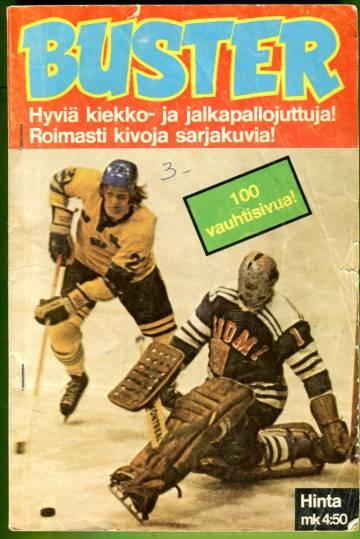 Buster-erikoisjulkaisu 1974