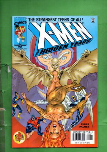 X-Men Hidden Years Vol. 1 #2 Jan 00