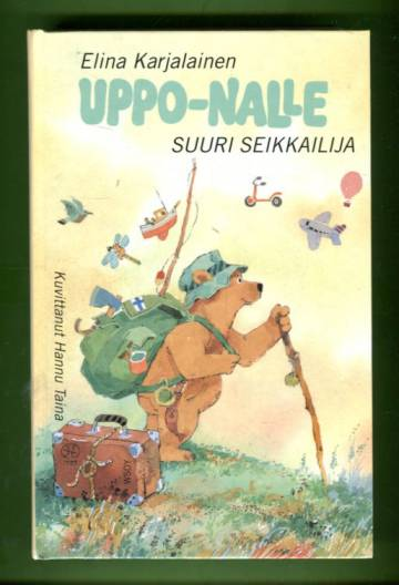 Uppo-Nalle - Suuri seikkailija