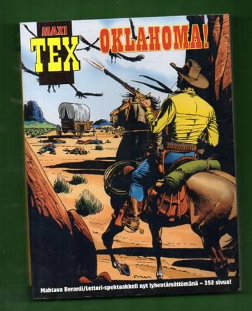 Maxi Tex 14 - Oklahoma! (Tex Willer)