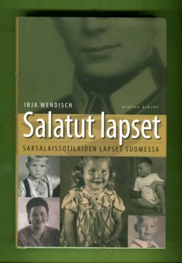 Salatut lapset - Saksalaissotilaiden lapset Suomessa