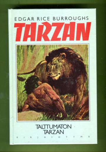 Tarzan 7 - Talttumaton Tarzan