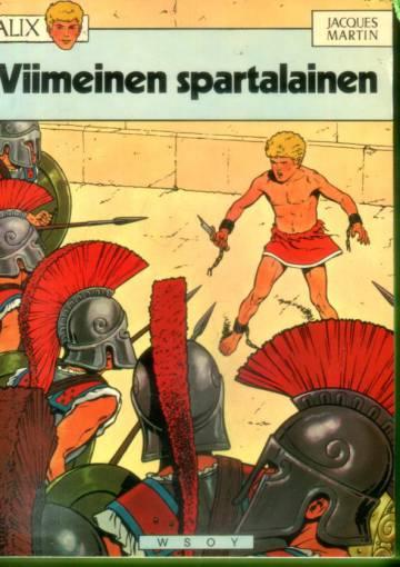 Alix seikkailee 4 - Viimeinen spartalainen
