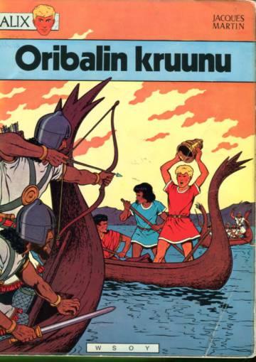 Alix seikkailee 5 - Oribalin kruunu
