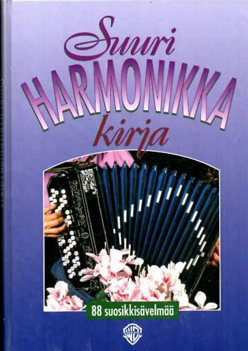 Suuri harmonikkakirja - 88 suosikkisävelmää