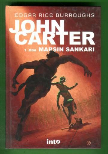 John Carter 1 - Marsin sankari