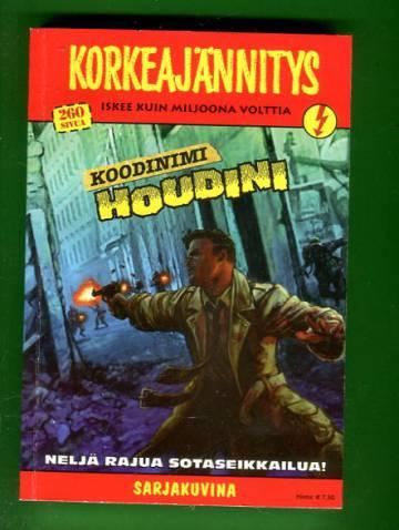 Korkeajännitys 3/12 - Koodinimi Houdini