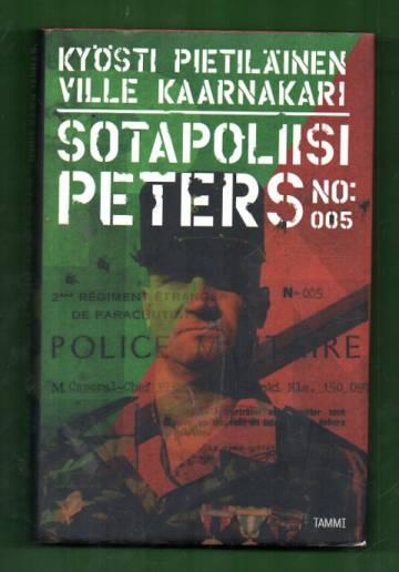 Sotapoliisi Peters no: 005