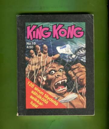 King Kong 13 - Paras voittakoon!