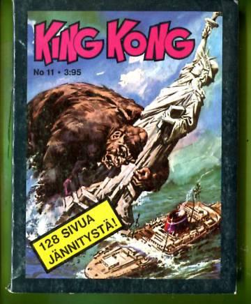 King Kong 11 - Rajumyrskyn armoilla
