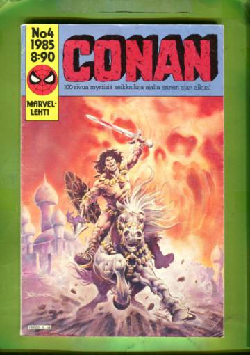 Conan 4/85