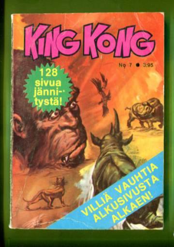 King Kong 7 - Kuoleman säde