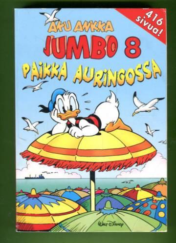 Aku Ankka - Jumbo 8: Paikka auringossa