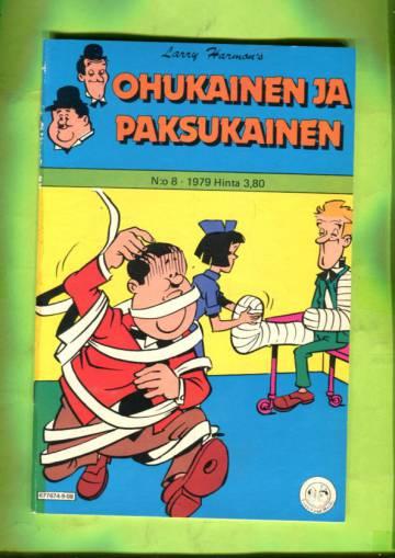 Ohukainen ja Paksukainen 8/79