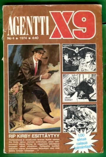 Agentti X9 4/74
