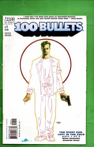 100 Bullets #9 Apr 00