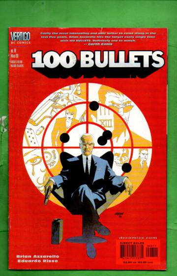 100 Bullets #8 Mar 00